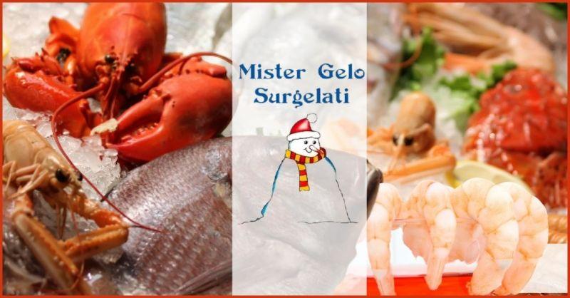offerta negozio vendita pesce surgelato a Lucca - MISTER GELO