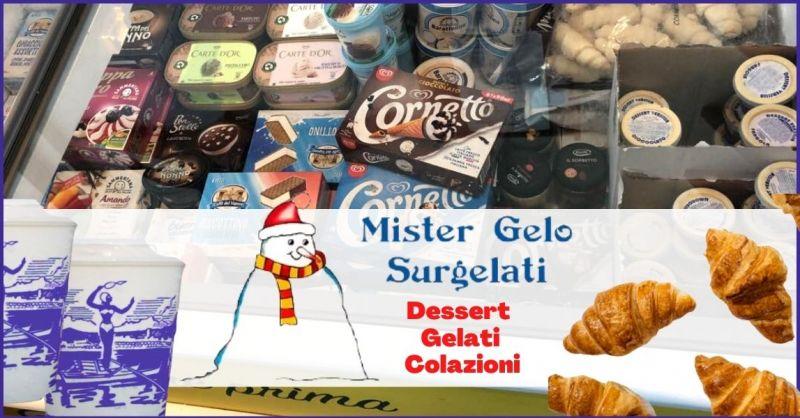occasione gelati e Dessert Versilia a Massarosa - promozione cornetti surgelati come al bar in Versilia