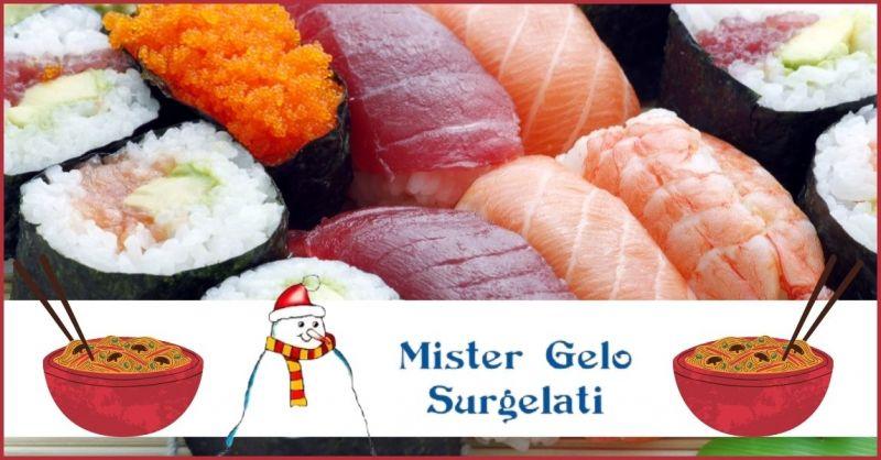 offerta prodotti finger food e prodotti asiatici surgelati Lucca - MISTER GELO