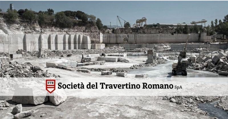 SOCIETÀ DEL TRAVERTINO ROMANO - Trova azienda leader del settore Travertino Romano