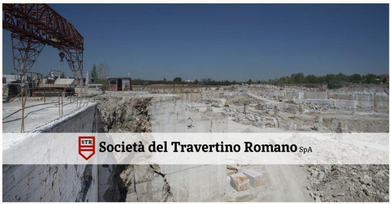 SOCIETÀ DEL TRAVERTINO ROMANO - Offer production and sale of Roman travertine made in Italy