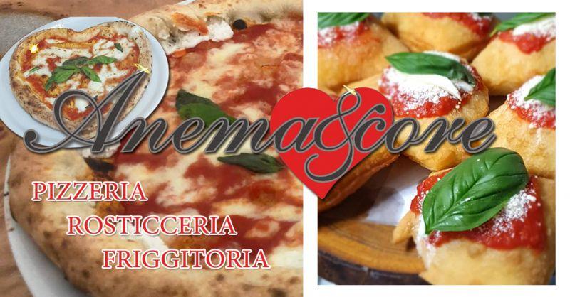 Offerta Pizza al Taglio da Asporto Castelfidardo  - Occasione Pizza Consegna a Domicilio Castelfidardo