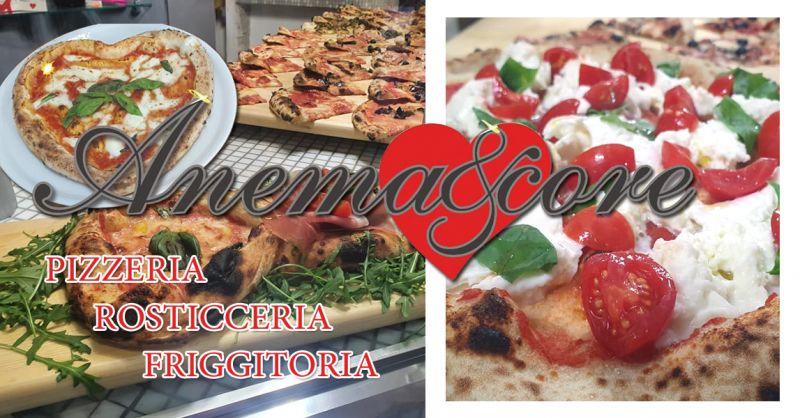 Offerta Pizza al Piatto Napoletana Consegna a Domicilio Castelfidardo - Occasione Gastronomia da Asporto Castelfidardo