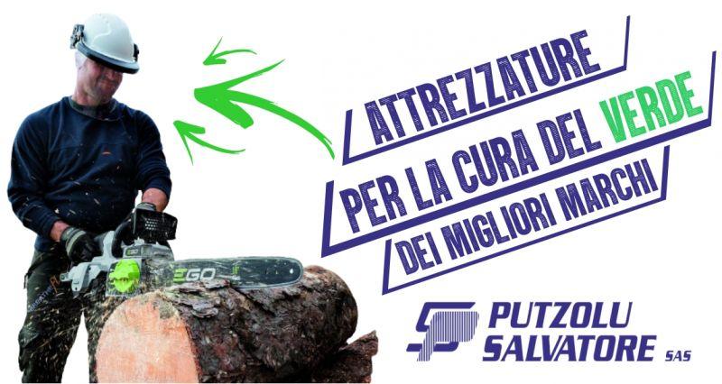 PUTZOLU SALVATORE  - offerta attrezzature manutenzione verde migliori marchi Sardegna