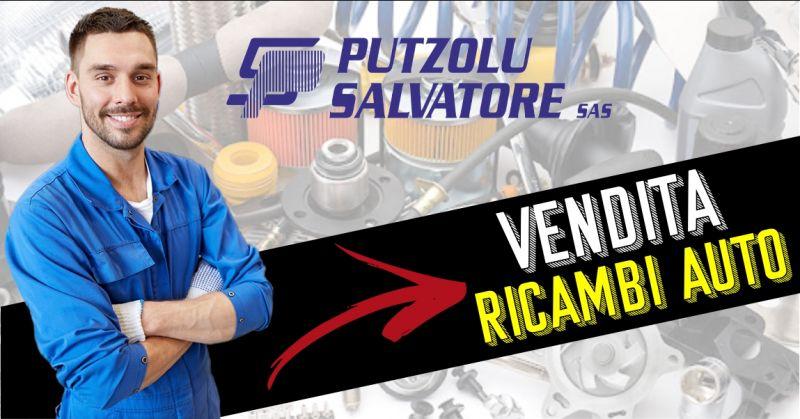 PUTZOLU SALVATORE  - offerta ricambi auto migliori marchi prezzi competitivi Sardegna