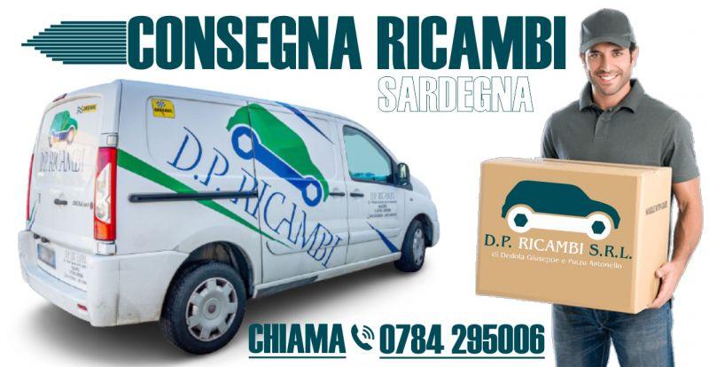 DP RICAMBI - offerta spedizione ricambi auto Sardegna