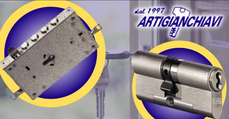 Offerta sostituzione serratura Aprilia - occasione vendita e sostituzione cilindro europeo Roma