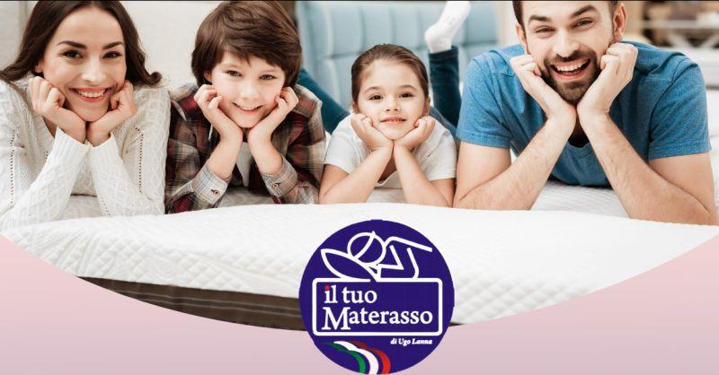 IL TUO MATERASSO offerta vendita materassi Colleferro - occasione showroom materassi Roma