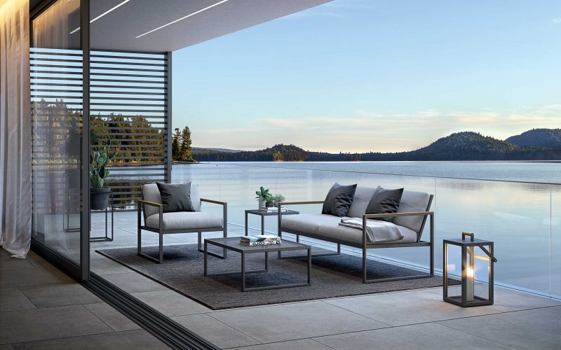Offerta soluzioni living Outdoor - occasione Outdoor Living di Atmosphera Soul of outdoor