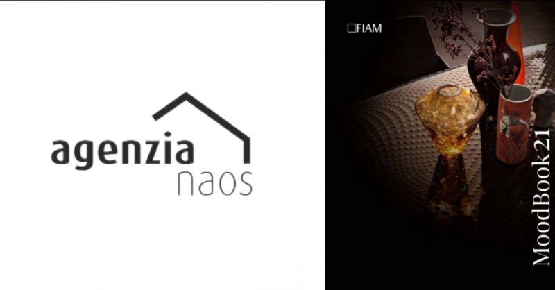 AGENZIA NAOS - Offerta nuovo catalogo Moodbook di Fiam Italia