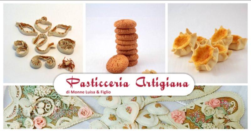 PASTICCERIA ARTIGIANA MONNE - offerta dolci della tradizione sarda