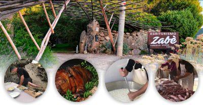 agriturismo zabe gallura offerta piatti tipici della tradizione gallurese
