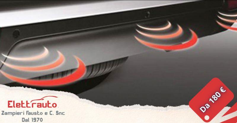 Offerta installazione sensori di parcheggio Brescia - occasione sensori di parcheggio San Zeno