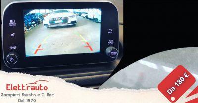 offerta telecamera di parcheggio brescia occasione telecamera per auto san zeno naviglio