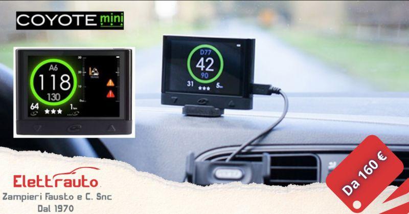Offerta dispositivo anti autovelox Brescia - vendita dispositivo anti autovelox coyote San Zeno