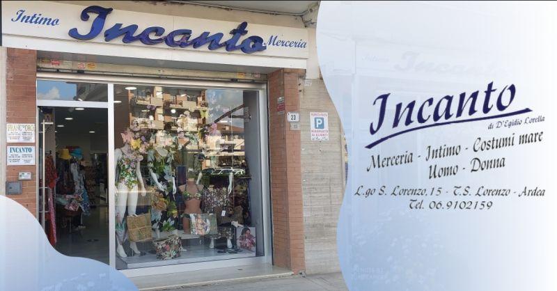 offerta negozio biancheria intima femminile Ardea - occasione vendita costumi e moda mare Roma