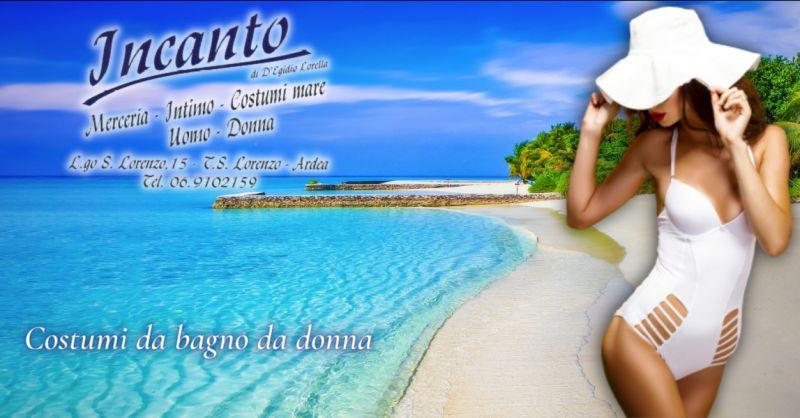INCANTO Offerta Costumi da bagno donna Pomezia - occasione vendita costumi da bagno donna Roma