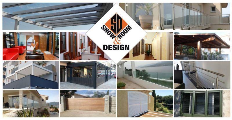 Showroom&Design - offerta vendita e installazione pergole bioclimatiche