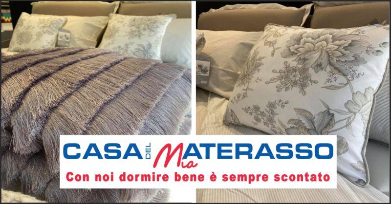 casa del amterasso mia offerta vendita materassi cremona - occasione vendita reti letto crema
