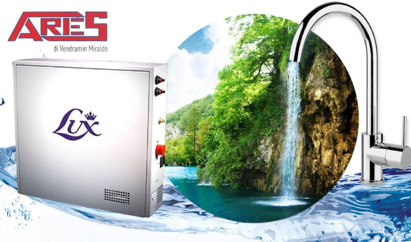Offerta Vendita  DEPURATORE a membrane ad osmosi inversa Thiene - Occasione Depuratore LUX a filtraggio multiplo acqua a Schio