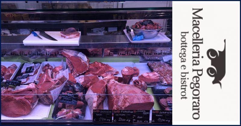 Macelleria Pegoraro - Promozione vendita carne bovina di prima qualità filiera rintracciabile