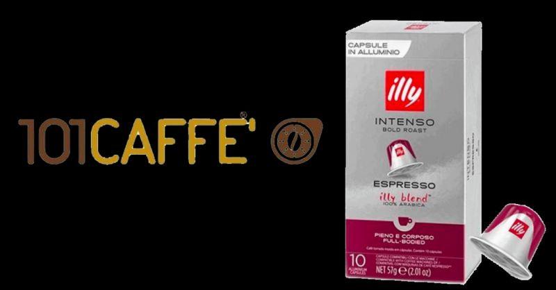 CENTOUNO CAFFE - Offerta capsule Illy per Nespresso Catania