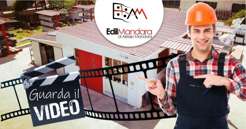 EDILMANDARA di Alessio Mandara - offerta ingrosso di materiali per edilizia e lattoneria