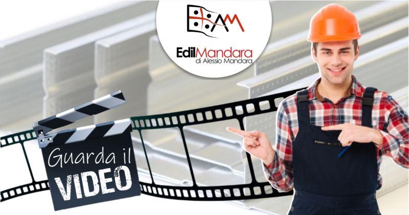 EDILMANDARA di Alessio Mandara - offerta profili per cartongesso