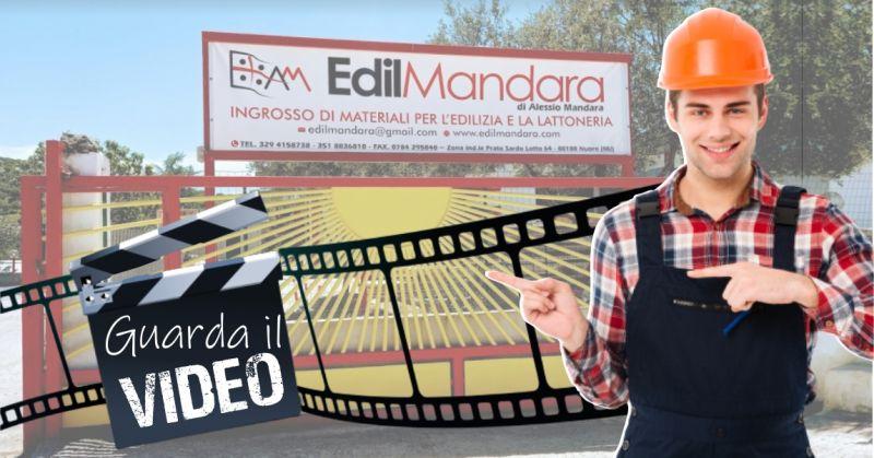 EDILMANDARA di Alessio Mandara - offerta prodotti e materiali alta qualita per edilizia e architettura