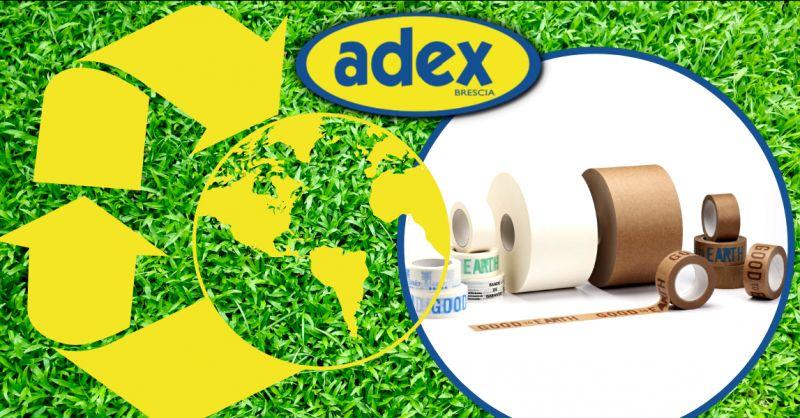 ADEX - Offerta nastri adesivi ecologici riciclabili e personalizzati Brescia