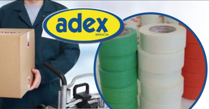 ADEX Offerta nastri adesivi in tela colorata Brescia - occasione nastro americano Brescia