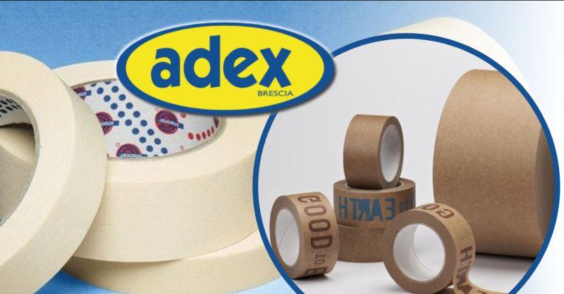 ADEX - Offerta nastri adesivi in carta per mascherature Brescia