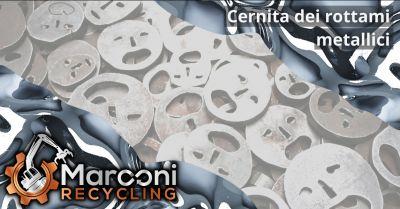 marconi recycling offerta cernita di rottami metallici recuperati brescia