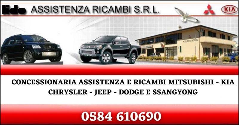 offerta negozio di ricambi auto Lucca e Versilia - LIDO ASSISTENZA RICAMBI