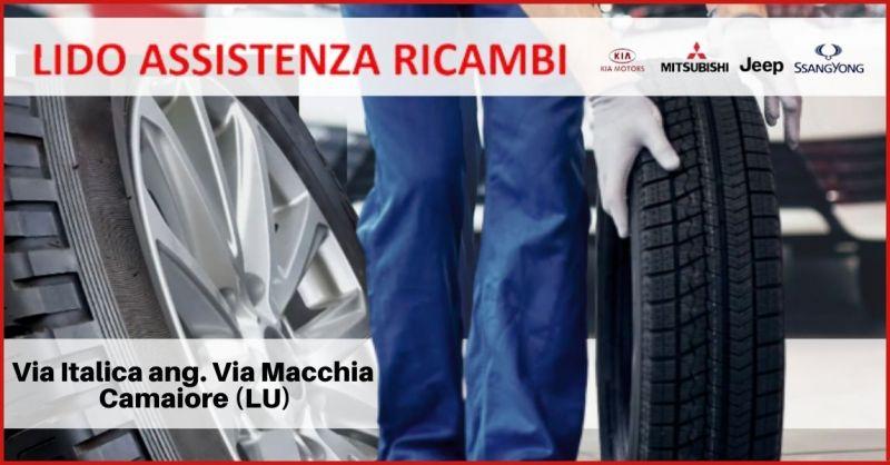 offerta sostituzione e montaggio pneumatici Lucca - occasione cambio gomme Lucca e Versilia