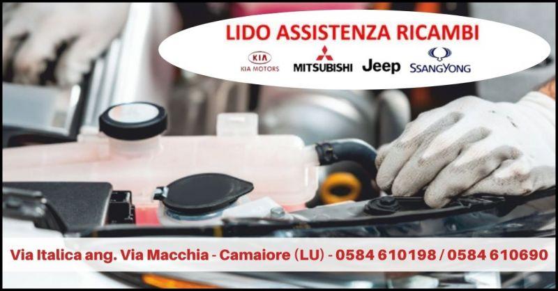 promozione manutenzione auto Lucca e Versilia - offerta officina manutenzione auto
