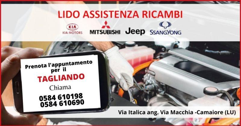 offerta tagliando auto Lucca e Versilia - occasione manutenzione e tagliandi auto Versilia