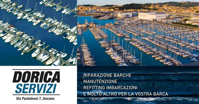 Offerta Riparazione Manutenzione Barche Ancona - Occasione Refitting Imbarcazioni Ancona