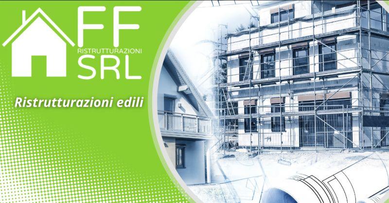 FF RISTRUTTURAZIONI - Offerta Ristrutturazioni Edilizia Roma