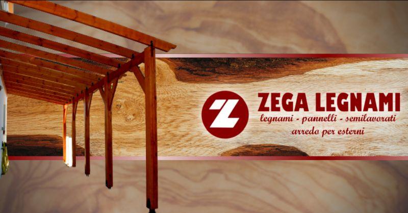 ZEGA LEGNAMI Offerta vendita travi in legno Castelli Romani - occasione travi in legno Roma