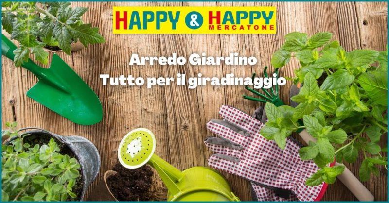 HAPPY E HAPPY - promozione articoli arredo giardino e prodotti giardinaggio Versilia