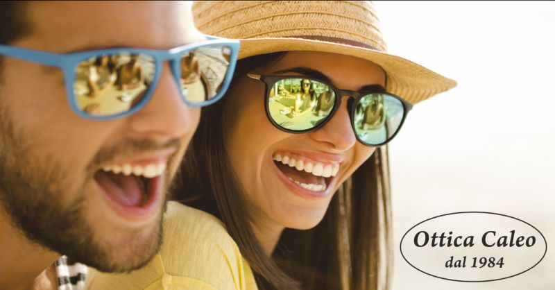 ottica caleo offerta occhiali da sole donna - occasione negozio di occhiali da sole carrara