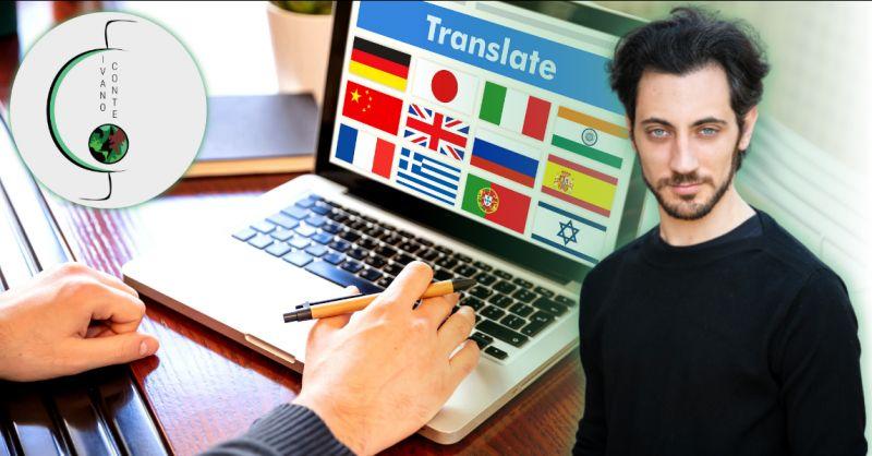 IVANO CONTE - Offerta agenzie traduzioni Roma