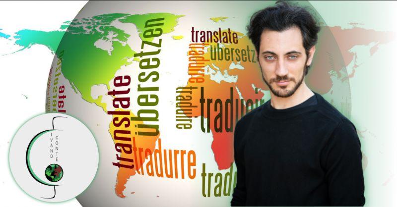 IVANO CONTE - Offerta agenzia di traduzioni Roma