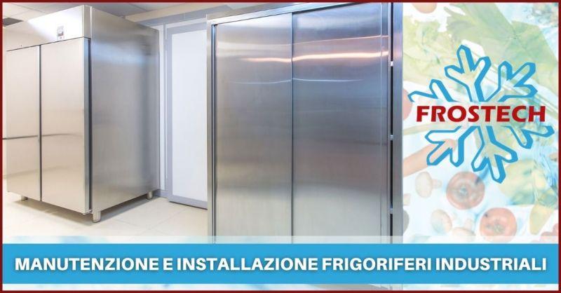 Promozione manutenzione e installazioni frigoriferi industriali per Bar Ristorante - FROSTECH