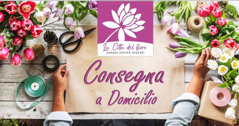 LA CITTA DEL FIORE GARDEN CENTER - offerta consegna a domicilio piante e composizioni floreali