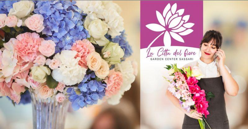 LA CITTA DEL FIORE GARDEN CENTER - offerta favolose composizioni floreali per eventi e cerimonie Sassari
