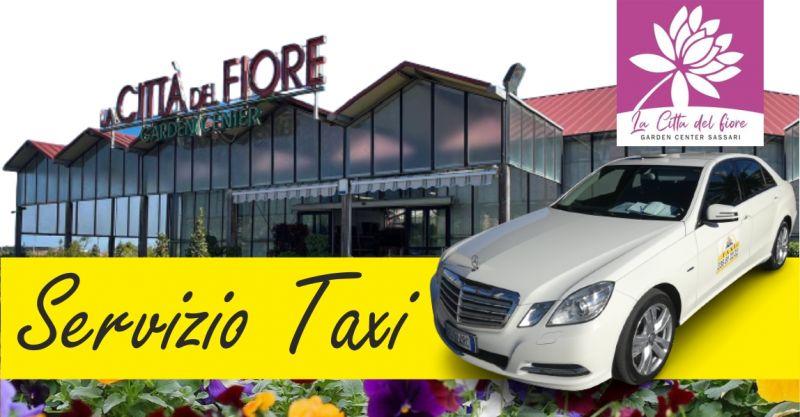 LA CITTA DEL FIORE GARDEN CENTER Taxi Lello- offerta servizio navetta per acquisti