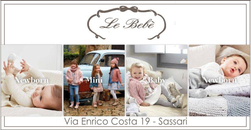 offerta nuova collezione le bebe - promozione abbigliamento bambino e neonato