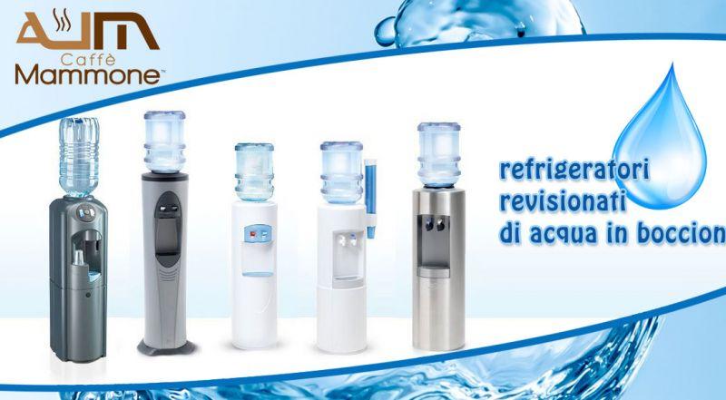 Mammone Caffè - offerta refrigeratori revisionati di acqua in boccioni
